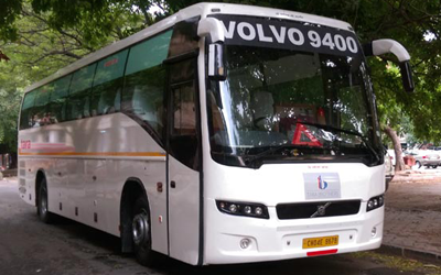 Volvo Luxury Coach