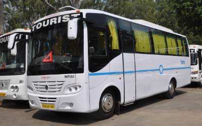 35 Seater AC Coach